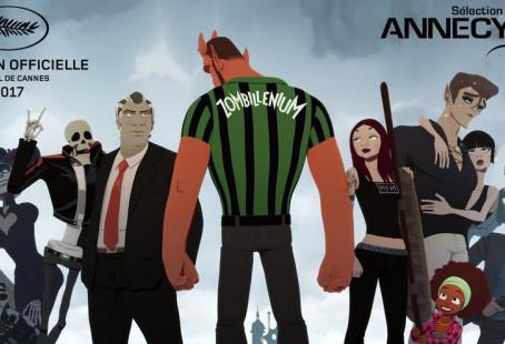 [LA REUNION] Le film d'animation Zombillénium sera présenté au Festival de Cannes