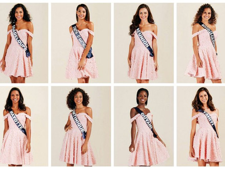 Miss France : Huit reines pour représenter la beauté de l'Outremer