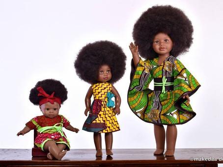 Makeda Dolls : La poupée afro à offrir aux petites filles !