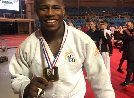 Kenny Livèze, la relève du Judo français