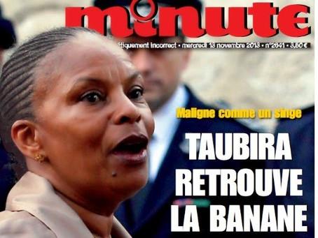 Insulte contre Taubira : Minute condamné