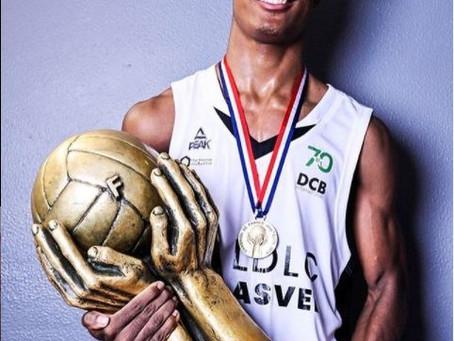 NBA : Théo Maledon de Villeurbanne à Oklahoma.