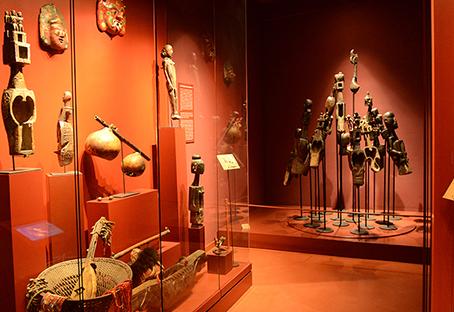 La Réunion et ses musées.