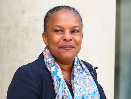 Christiane Taubira récommencée du  Prix littéraire Fetkann Maryse Condé 2019