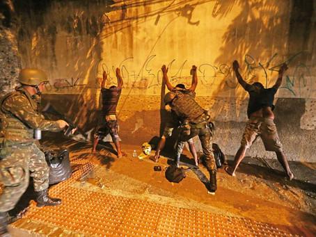 Au Brésil, la police est en grève, la ville se transforme en GTA