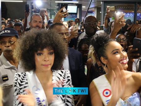 Les Miss en Guadeloupe, chronique d'un retour.