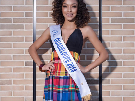Ophély Mézino représentera la France à Miss Monde 2019