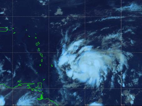 Maria menace la Guadeloupe