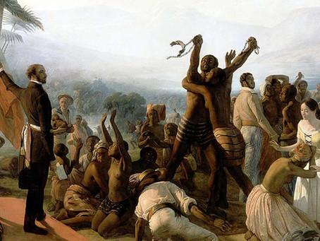 22 MAI 1848-22 MAI 2020 : La Martinique commémore l'abolition de l'esclavage