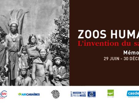 Zoos Humains, la nouvelle exposition au Mémorial Acte