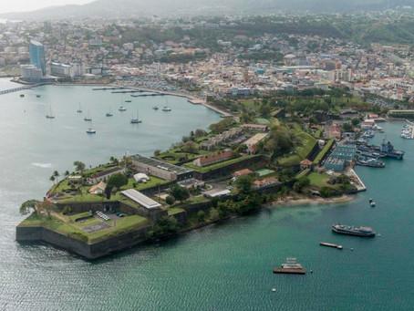 Fort-de-France et ses monuments