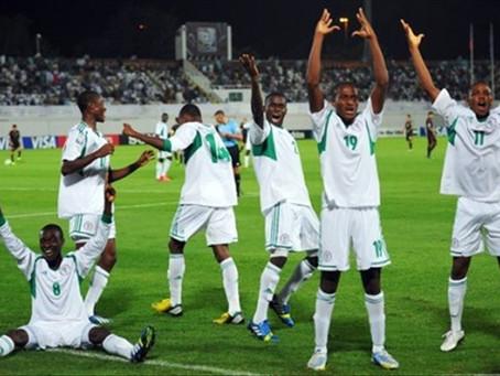 LE NIGERIA, CHAMPION DU MONDE DE FOOTBALL CHEZ LES MOINS DE 17 ANS!!!