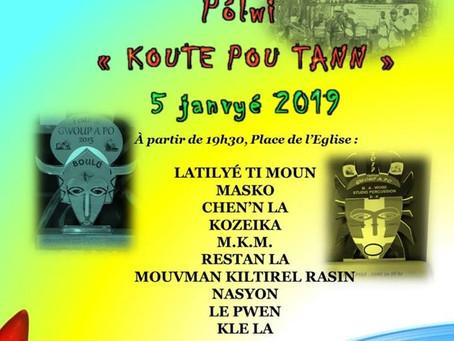 Festival des Gwoup a Po de Port-Louis