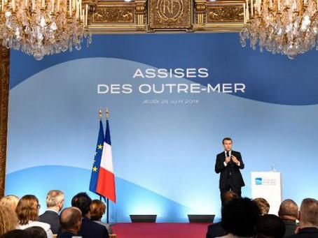 Emmanuel Macron, ses idées pour les Outremers.