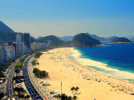 RIO A FINIT SES TRAVAUX POUR LES JO