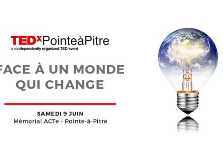 TEDxPointeàPitre, 3e édition !
