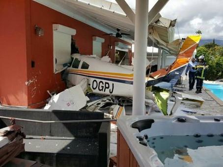 Crash de l'avion à Petit-Bourg : Le pilote est décédé