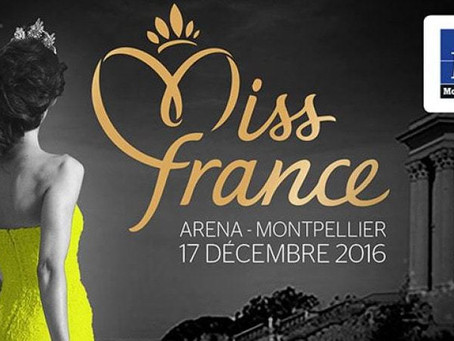 MISS FRANCE 2017 : PRESENTATION DES MISS ULTRAMARINES
