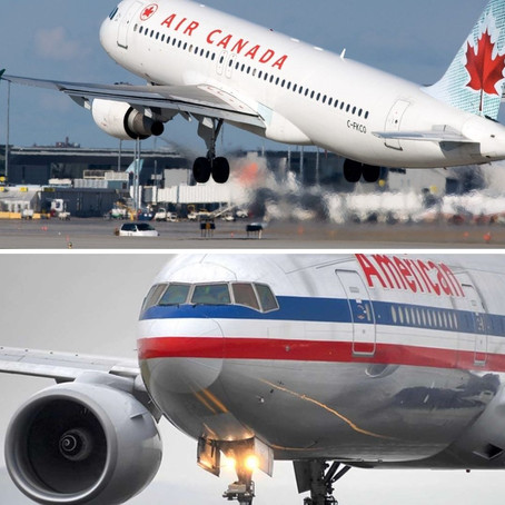 Retour d'American Airlines et d'Air Canada à la Martinique