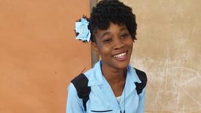 Evelyne Sincère, la jeune bachelière kidnappée à Delmas, tuée par ses ravisseurs.