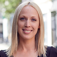 Suzi Napier - Client Service Director