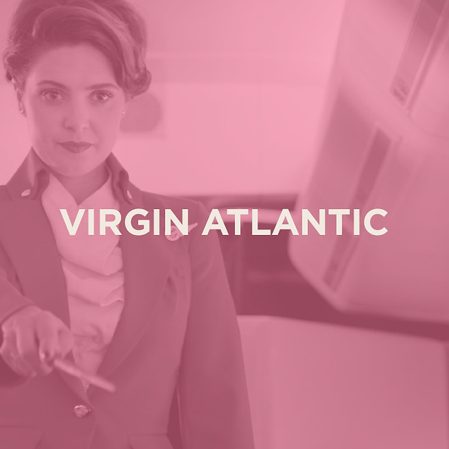 Virgin Atlantic's most entered promotion ever