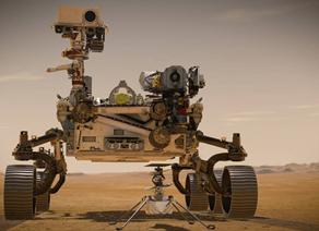 Perseverance: Sonda Pousa com Sucesso em Marte