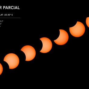 Eclipse Solar Parcial 2020