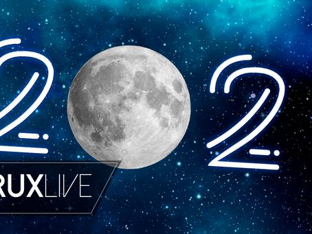 Live de Ano Novo! Próximos Eventos Astronômicos de 2021 - ACRUXLIVE