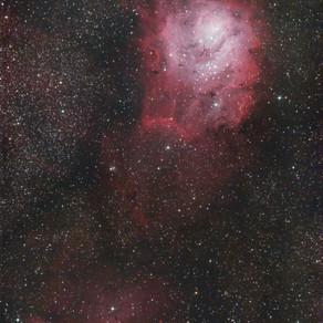 Messier 8 - Nebulosa da Lagoa