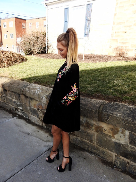 The Perfect LBD For Winter