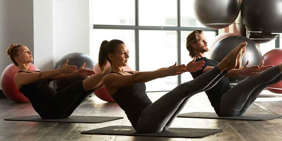 STAGES Fitness dance et Pilates 11 octobre aux Sources à Giez
