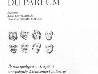 L'OFFICIEL : Who's who du parfum