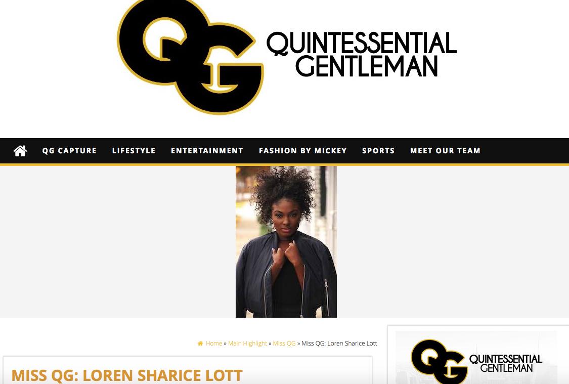 Heir PR x Loren Lott Quintessential Gentleman Press Credits