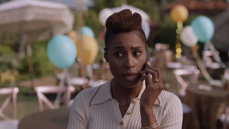 Heir PR x Made by Malyia HBO's 'Insecure' Press Credits