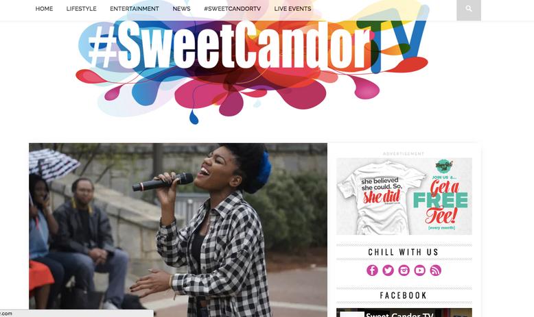 Heir PR x Tyanna Jones SweetCandorTVPress Credits