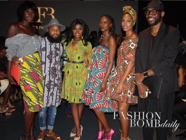 Heir PR x Loren Lott FashionBomb Daily Press Credits