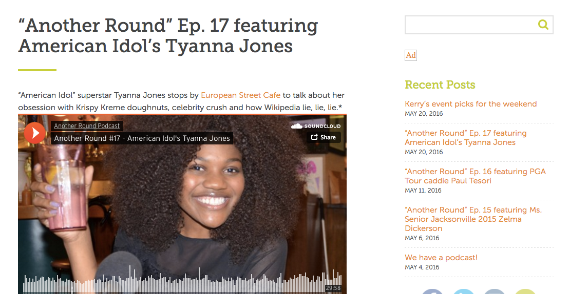 Heir PR x Tyanna Jones Press Credits