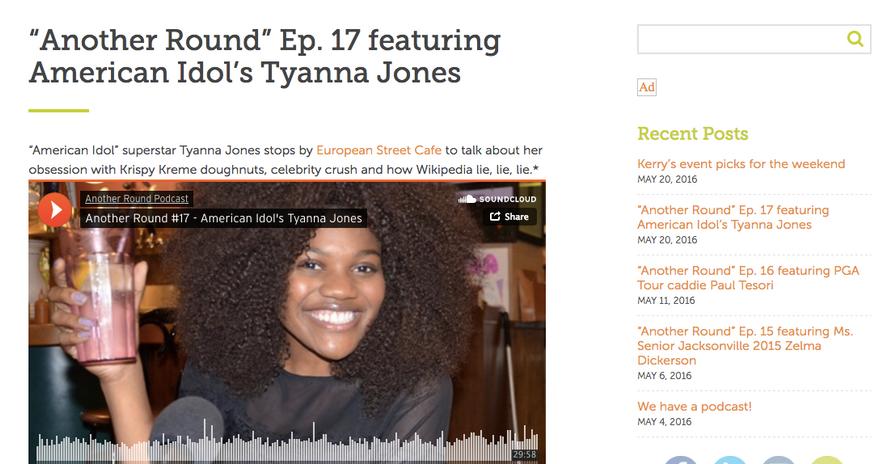 Heir PR x Tyanna Jones Press Credits