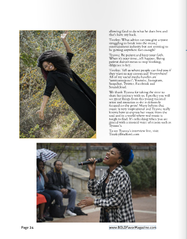 Heir PR x Tyanna Jones Bold Favor Magazine Press Credits2