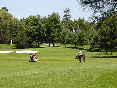 Single Season Cart Membership