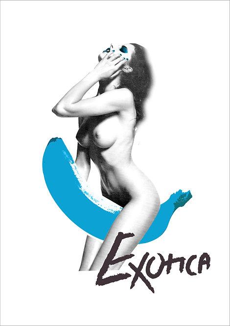 Exotica: Cyan