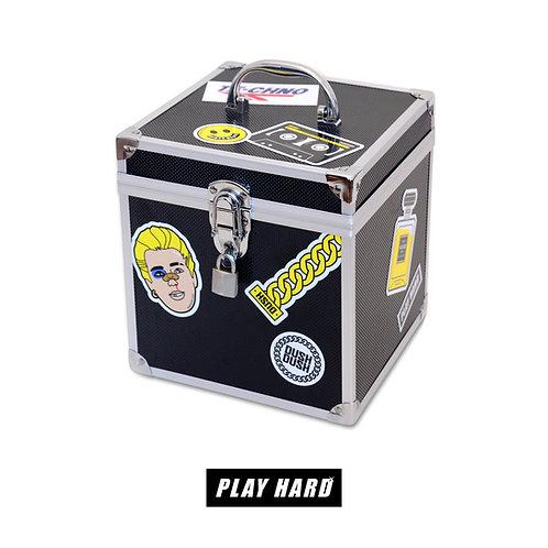 PLAY HARD CLUB CASE