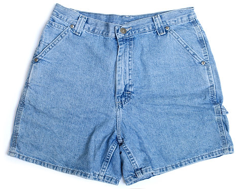 Vintage Lee Carpenter High Rise Denim Shorts - 30/31