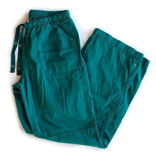 Vintage Y2k Spread Good Cheer! Green Cargo Track Utility Lounge Pants - S