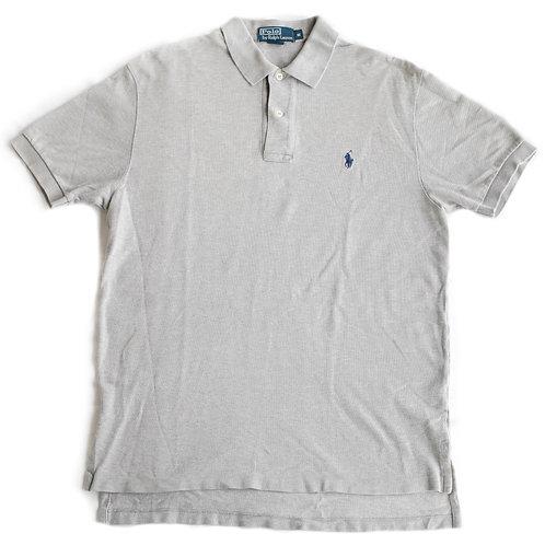 Polo Ralph Lauren Gray Short Sleeve Shirt - M