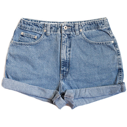 Vintage Medium High Waist Shorts - 27/28