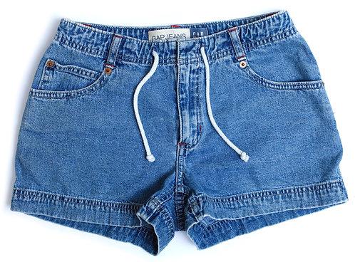 Vintage GAP Mid Rise Denim Shorts - 24
