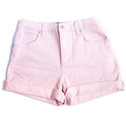 Vintage Y2k Baby Pink High Rise Shorts - 29/30