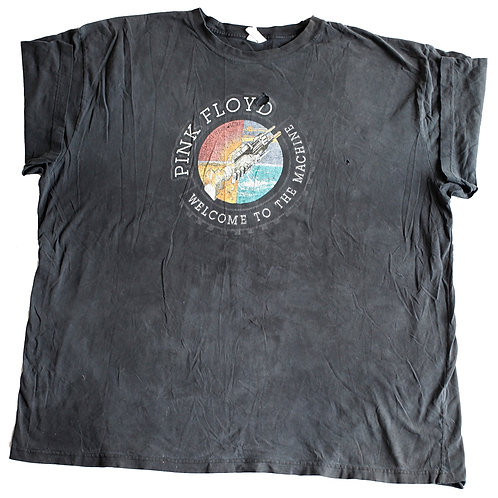 Vintage 90s/00s Pink Floyd Welcome To the Machine Graphic T-Shirt - 4X